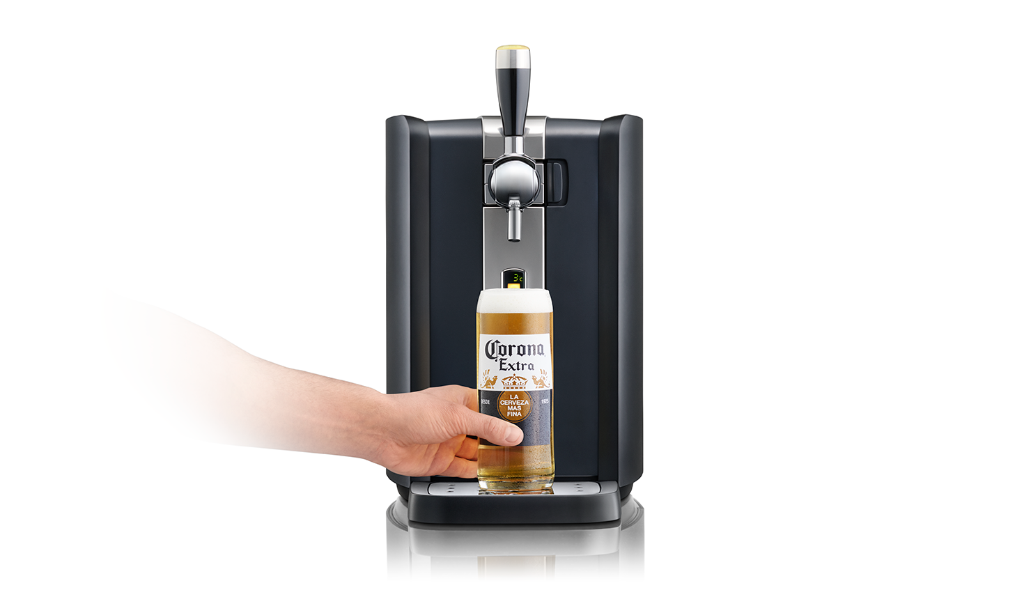What is PerfectDraft keg beer machine