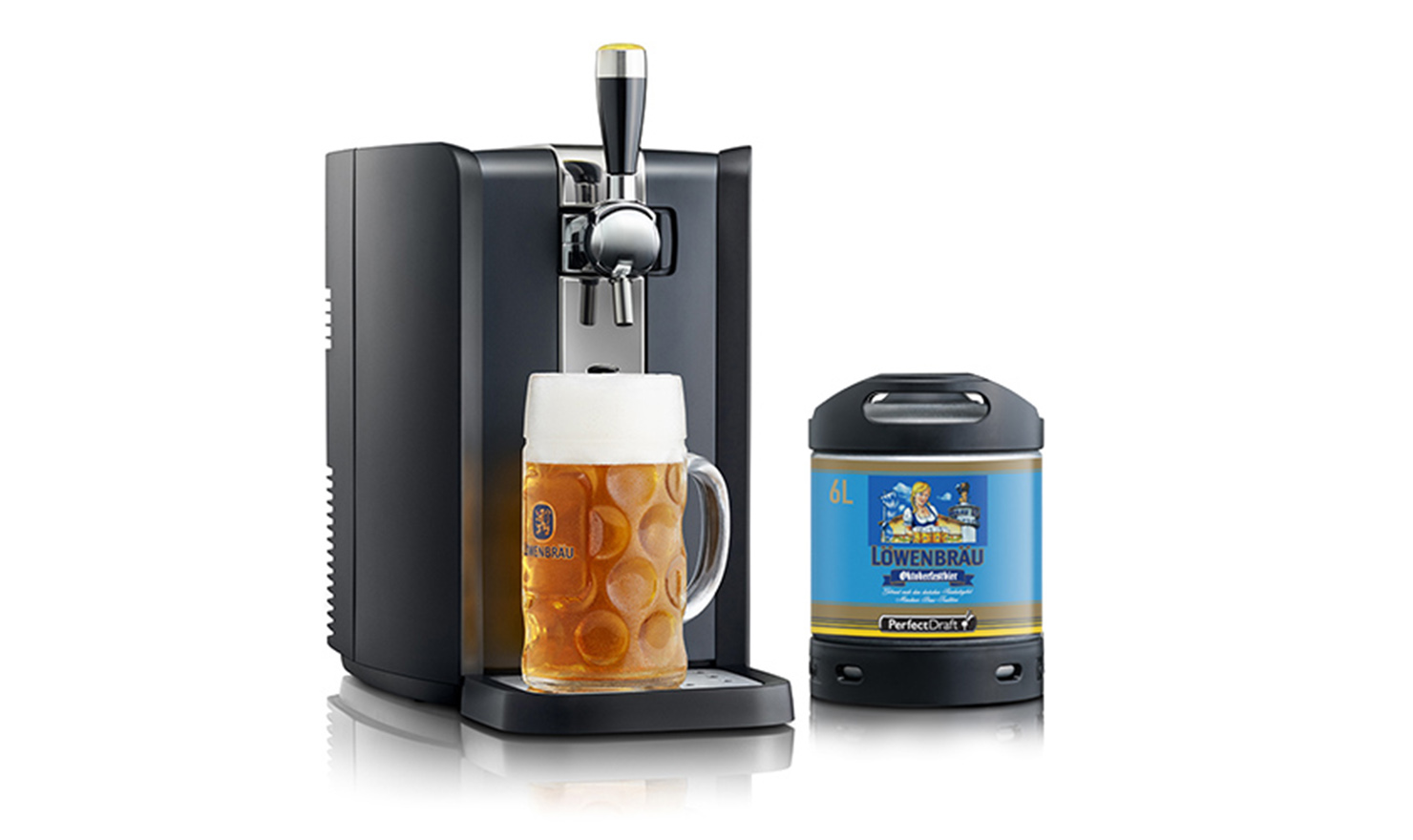 PERFECTDRAFT LOWENBRAU OKTOBERFEST STARTER BUNDLE