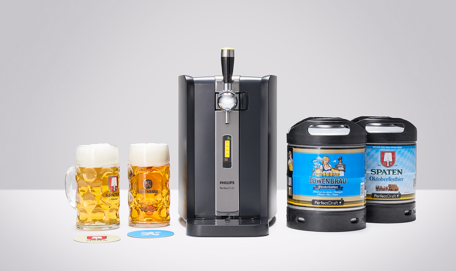 PerfectDraft's Oktoberfest core bundle